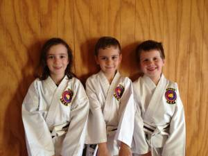 Karate Kids Term Break